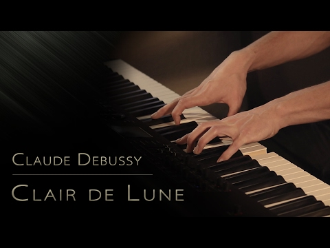Claude Debussy - Clair De Lune \\ Jacob's Piano