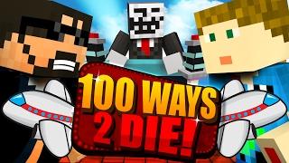 Nonton Minecraft  100 Ways To Die Challenge   Airplane Death   Film Subtitle Indonesia Streaming Movie Download