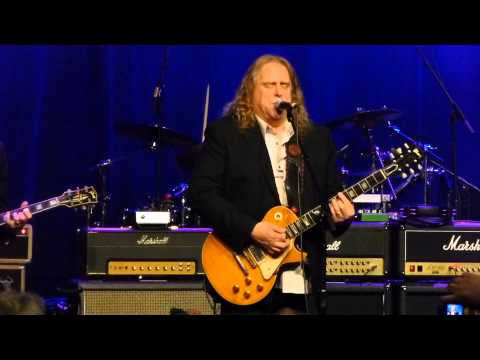 Warren Haynes & G.E. Smith - Soulshine - 6/9/15 Les Paul Celebration - Hard Rock Cafe - NYC