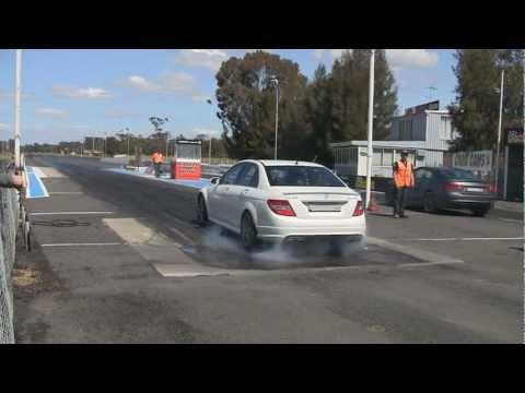 C63 AMG vs RS5
