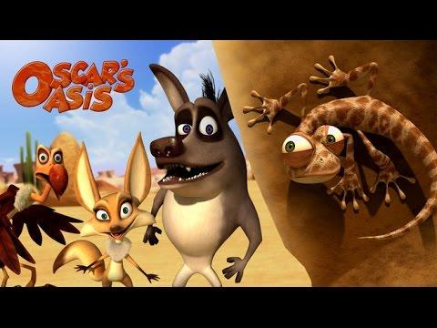 Tecknade filmer på svenska - Oscar's Oasis -Tecknade filmer för barn