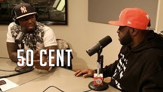 "50 CENT ""MA$E ain't worth $2mil w/ $2mil in his pocket"""