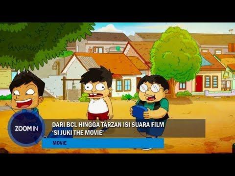 """Dari BCL Hingga Tarzan Isi Suara Film """"Si Juki The Movie"""""""