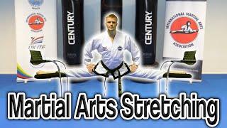 XxX Hot Indian SeX Martial Arts Stretching Tutorial Get High Kicks Splits .3gp mp4 Tamil Video