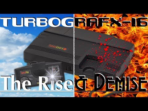 TurboGrafx-16: The Rise & Demise