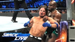 Nonton HINDI - Apollo Crews vs. AJ Styles: SmackDown LIVE, 30 August, 2016 Film Subtitle Indonesia Streaming Movie Download