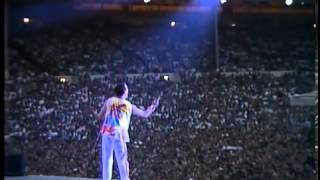 Video Queen - Love of My Life  (Live at Wembley -1986) MP3, 3GP, MP4, WEBM, AVI, FLV Mei 2018
