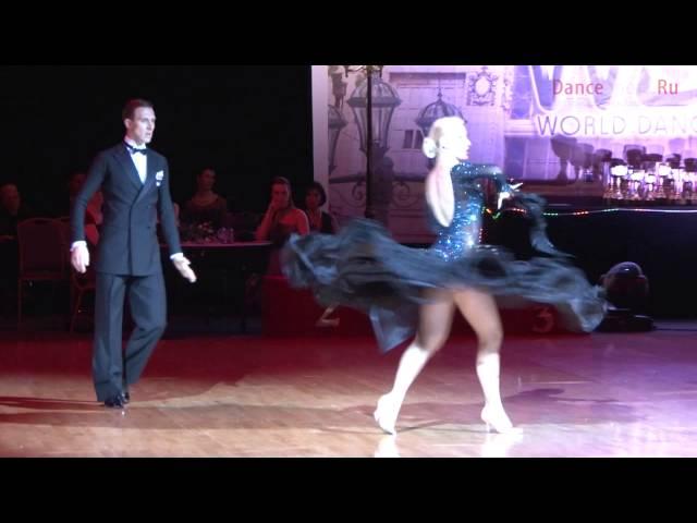 Arunas Bizokas - Katusha Demidova, Tango (Standard International)