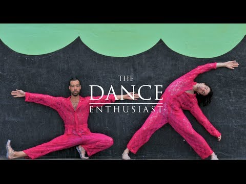 New York Dance Up Close: Rashaun Mitchell/Silas Riener on Scoring Movement