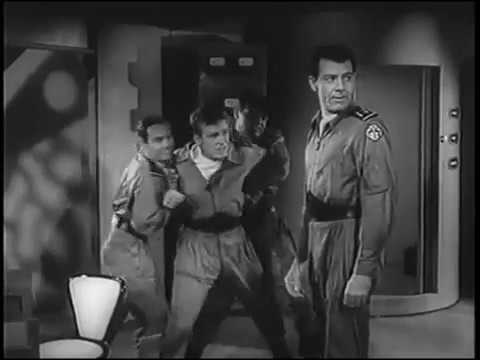 1965 Mutiny In Outer Space Trailer