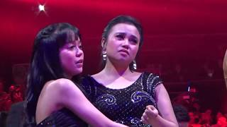 Video Reaksi LESTY Aulia dan Irwan melihat Penapilan RARA di Grand Final LIDA 2018 [re-upload] MP3, 3GP, MP4, WEBM, AVI, FLV Desember 2018