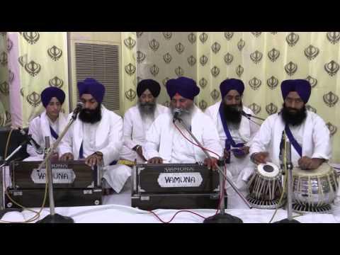 Bhai Davinder Singh Ji Khalsa Khanne Wale Delhi 18 09 2015 Even