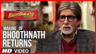 Nonton Making Of Bhoothnath Returns   Amitabh Bachchan  Boman Irani  Parth Bhalerao Film Subtitle Indonesia Streaming Movie Download