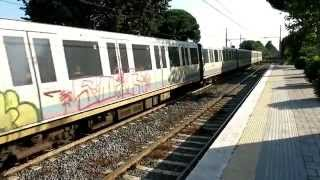 Ostia Antica Italy  city photos : Ostia Antica station, Rome–Lido railway, Italy