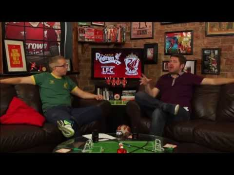 uncensored - Ahead of Liverpool's Capital One Cup clash with Middlesbrough, Chris and Paul are LIVE with the mini-Uncensored Match Build Up Show.... The Redmen TV is Uncensored LFC Television... Buy Redmen...