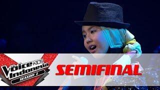 "Video Tiara ""Don't You Worry 'Bout A Thing""   Semifinal   The Voice Kids Indonesia Season 2 GTV MP3, 3GP, MP4, WEBM, AVI, FLV Februari 2018"