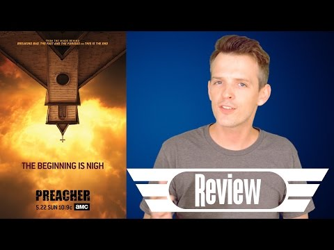 PREACHER SEASON 1 Review with ***Spoilers***