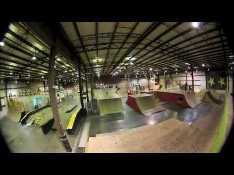 My First Time at The Kitchen BMX Skatepark!