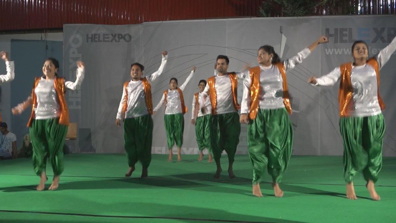 Ινδικοί χοροί στην 84η ΔΕΘ!