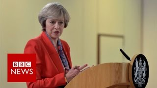 Theresa May expects full EU role until Brexit