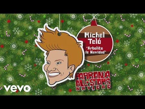 Tekst piosenki Michel Teló - Arbolito de Navidad po polsku