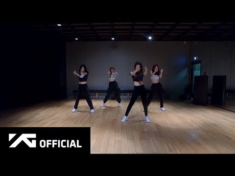 BLACKPINK 뚜두뚜두 DDU DU DDU DU DANCE PRACTICE VIDEO MOVING VER