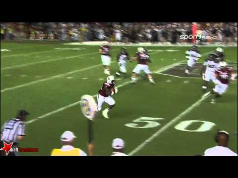 Mike Davis vs Missouri 2014 video.