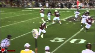 Mike Davis vs Missouri (2014)