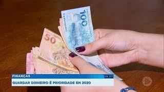 Finanças: guardar dinheiro é prioridade em 2020