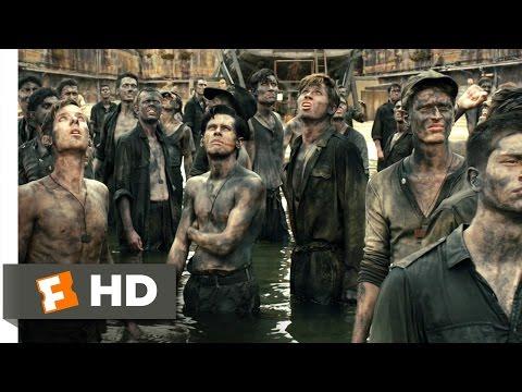 Unbroken (10/10) Movie CLIP - War Is Over (2014) HD