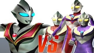 """Evil Tiga Battle Vs Ultraman TigaFacebook Page https://www.facebook.com/AnimePortableGamesUltraman Fighting Evolution 3 (ウルトラマン Fighting Evolution 3) also called """"Ultraman FE3"""" is a Fighting game developed and published by Banpresto. it is the 3rd in the Ultraman Fighting Evolution series. The direction is provided by Yuji Machi, who acted as Ultraman Tiga's voice actor as well.Keywordultramanultraman newultraman hqultraman hdUltraman Originalultrasevenultraman jackultraman aceultraman taroultraman leozoffyultraman 80ultraman tiga, Sky & powerultraman dyna, power & Miracleultraman gaia &Supremeultraman agul & V2ultraman cosmos eclipse & Futureultrmana justice & Crusherultraman legendastraEvil Tiga"""