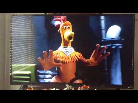 Chicken Run (2000) : Chicken Pie Machine Scene