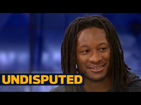 Todd Gurley on second season in NFL, 'It was very difficult' | UNDISPUTED (видео)
