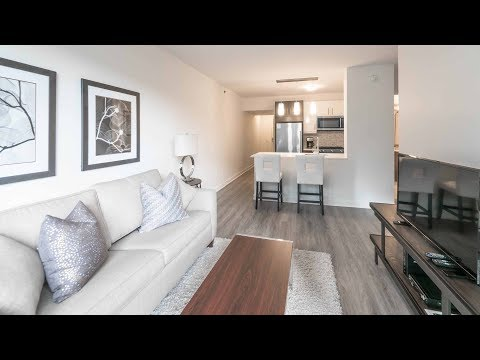 Tour the furnished guest suite at Streeterville's new Moment apartments