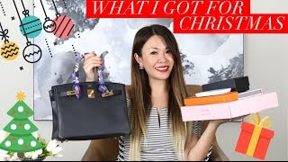 Nonton What I Got For Christmas 2016   Hermes Birkin  Chanel And More  Film Subtitle Indonesia Streaming Movie Download