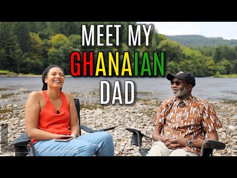 MEET MY GHANAIAN DAD   Why He Moved To The UK, Deportation, Having Mixed Race Kids and more