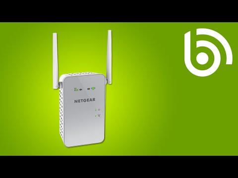 NETGEAR WiFi Range Extenders Overview