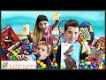 Video BALL PiT PARTY! Scavenger Hunt Hide And Seek TREASURE / That YouTub3 Family