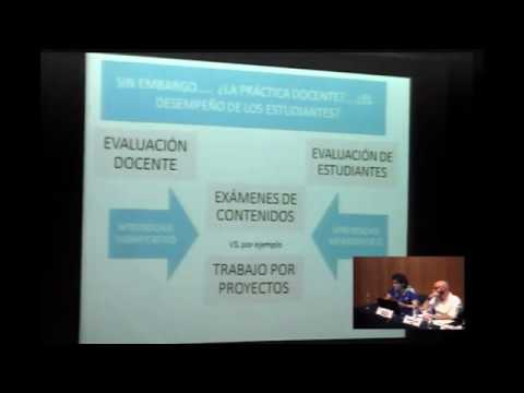 Mesa redonda: Análisis del Nuevo Modelo Educativo. Sus implicaciones didáctico-curriculares