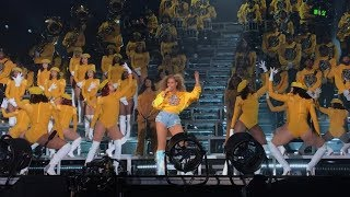 Video Beyoncé - Intro Crazy In Love / Freedom / Lift every voice and sing / Formation Coachella Weekend 1 MP3, 3GP, MP4, WEBM, AVI, FLV Oktober 2018