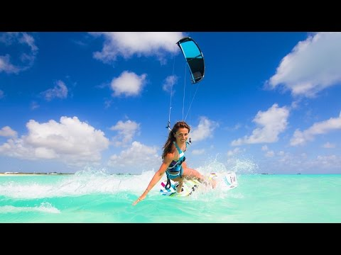 The Best Kitesurfing Spots in the World 4K - Part 1