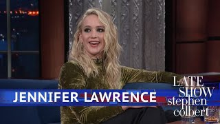 Video Jennifer Lawrence Tells Her Haters With Blogs Not To See 'Red Sparrow' MP3, 3GP, MP4, WEBM, AVI, FLV Maret 2019