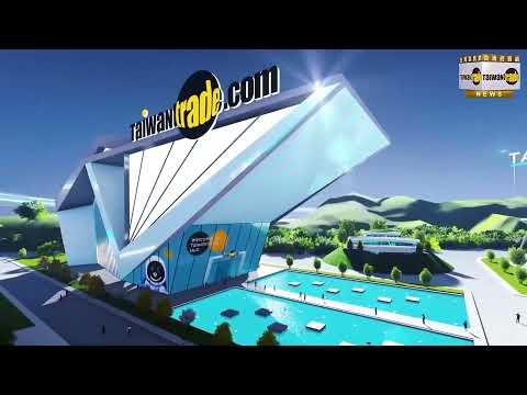 台灣經貿網VR虛擬園區 -Taiwantrade MEGA EXPO