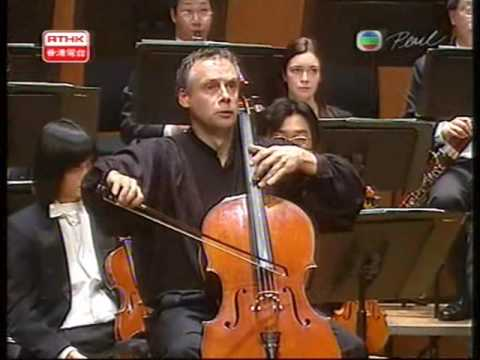 Shostakovich Cello Concerto - 2nd mvt Part 2 (Pieter Wispelwey)