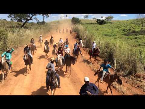 Cavalgada em Ponte Alta do Bom Jesus - 2015
