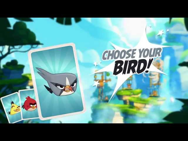 Angry Birds 2 - Google Play Official Gameplay Trailer