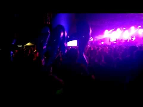 Friendly Fires - Kiss of Life at Open'er 2012 (Dolphins version)