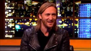 David Guetta Interview on The Jonathan Ross Show