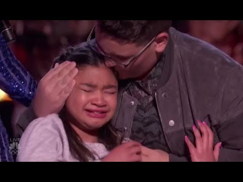 The Results: The Final 5 Acts Going Through To The Finals are... | America's Got Talent 2017 (видео)