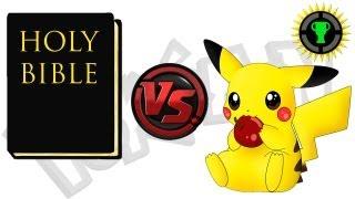 Game Theory: Pokemon vs. Creationists (Pokemon, Part 1)
